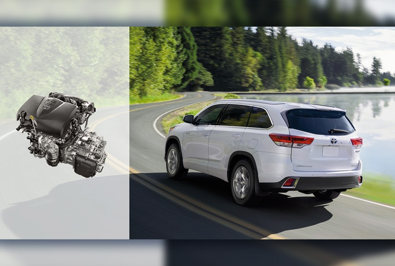 2019 Highlander Hybrid Performance