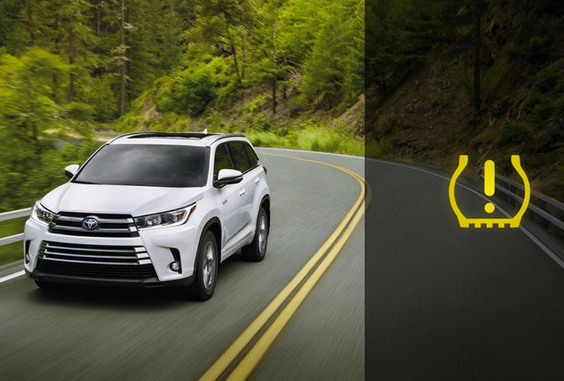 2019 Highlander Hybrid Safety