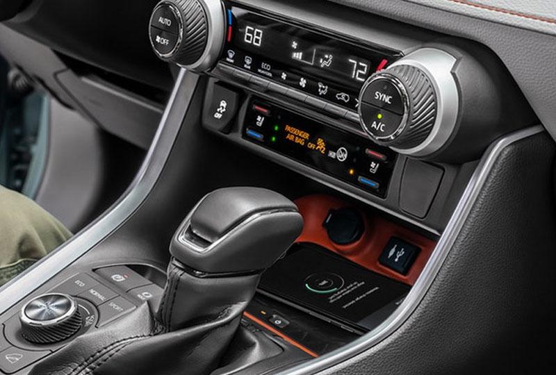2019 Toyota RAV4 Hybrid Comfortability