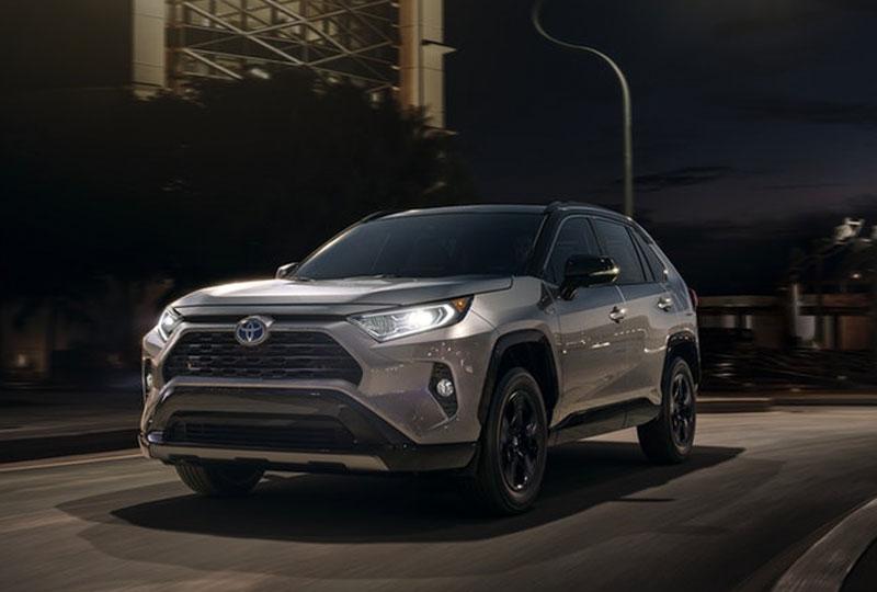 2019 Toyota RAV4 Hybrid Performance