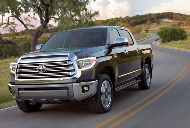 2019 Toyota Tundra in Fort Scott, KS, Serving Pittsburg, KS
