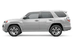 2020 Toyota 4runner trims