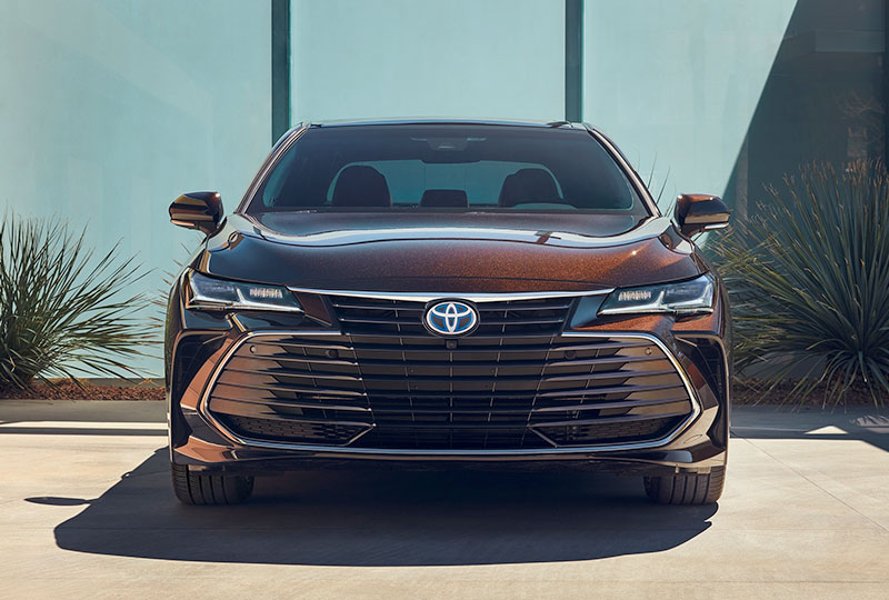 2020 Toyota Avalon Hybrid Design