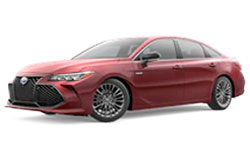 2020 Toyota Avalon Hybrid trims
