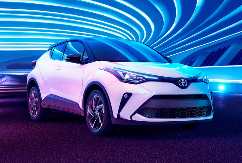 2020 Toyota C-HR Performance