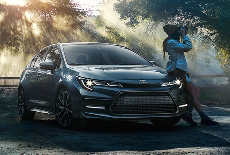 2020 Toyota Corolla Design in Scottsboro, Alabama, Serving Madison and Gadsden