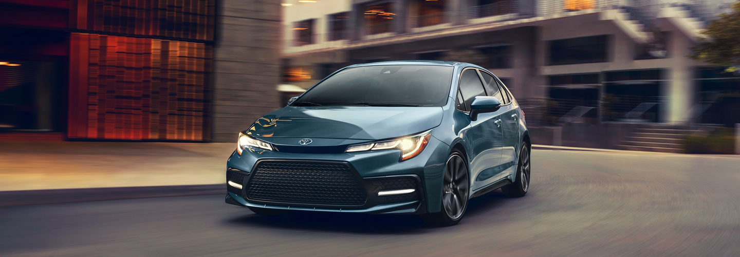 2020 TOYOTA COROLLA in Scottsboro, Alabama, Serving Madison and Gadsden