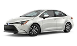 2020 TOYOTA COROLLA Hybrid LE in Scottsboro, Alabama, Serving Madison and Gadsden