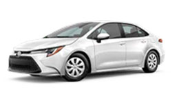 2020 TOYOTA COROLLA L in Scottsboro, Alabama, Serving Madison and Gadsden
