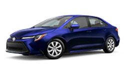 2020 TOYOTA COROLLA LE in Scottsboro, Alabama, Serving Madison and Gadsden