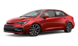 2020 TOYOTA COROLLA SE GMT in Scottsboro, Alabama, Serving Madison and Gadsden