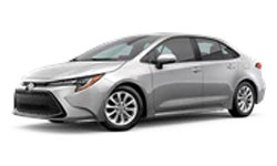 2020 TOYOTA COROLLA XLE in Scottsboro, Alabama, Serving Madison and Gadsden