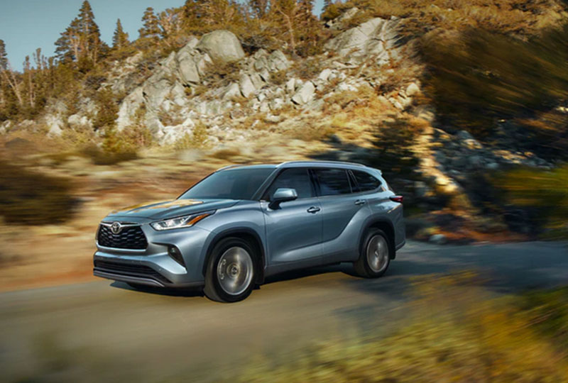 2020 Toyota Highlander Performance