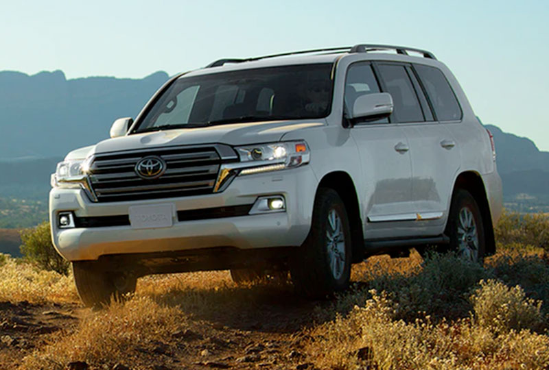 2020 Toyota Land-Cruiser Design