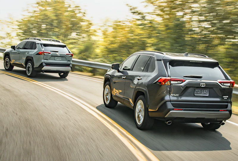 2020 Toyota Rav4 Performance