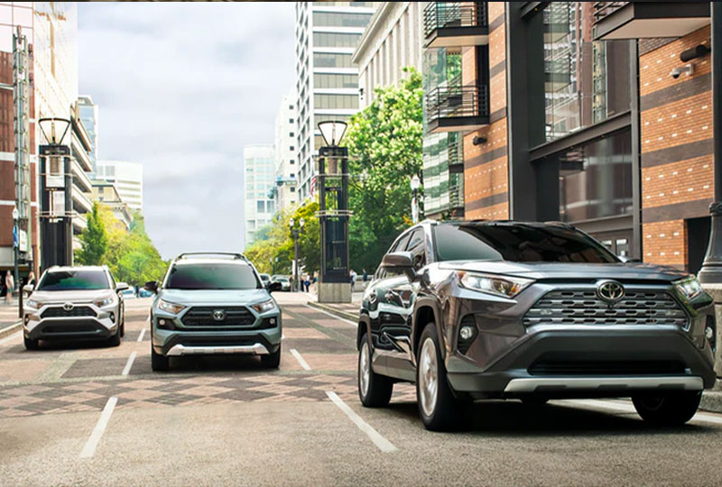 2020 Toyota Rav4 hybrid Safety