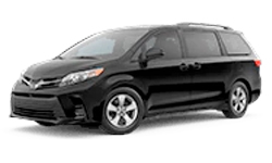 2020 Toyota Sienna LE With Auto Access Seat