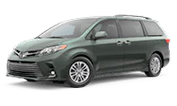 2020 Toyota Sienna XLE With Auto Access Seat