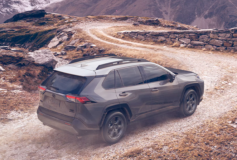 2020 Toyota RAV$ TRD Pro Off-Road Performance