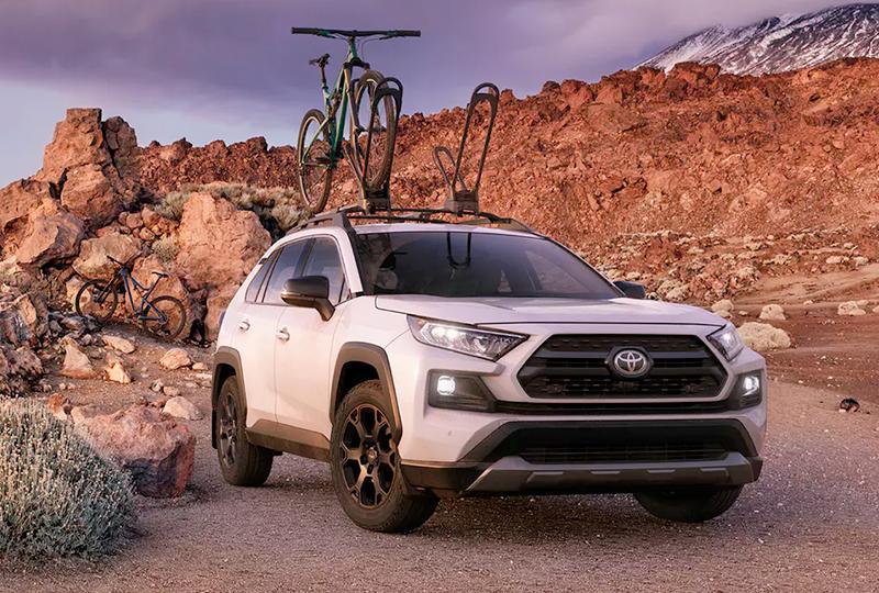 2020 Toyota RAV$ TRD Pro Off-Road Utility