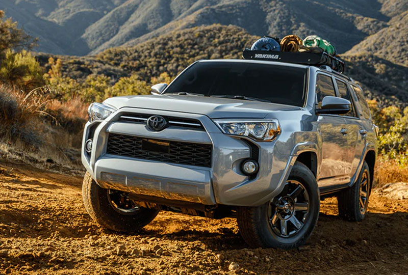 2021 Toyota 4Runner Design
