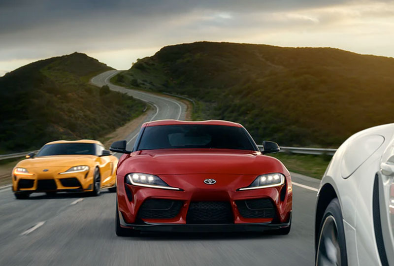 2021 Toyota GR-Supra safety