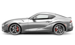 2021 Toyota GR-Supra trims
