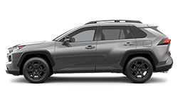 2021 Toyota Rav4 trims