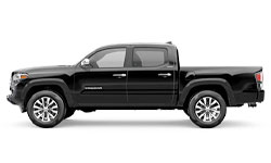 2021 Toyota Tacoma trims