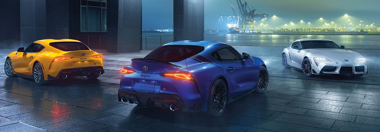 2021 Toyota GR-Supra Coming Soon header