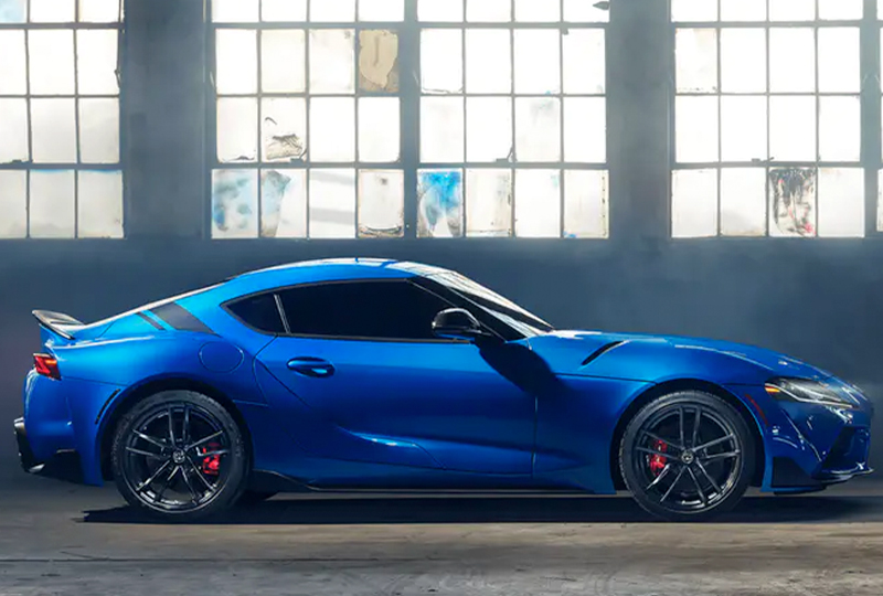 2021 Toyota GR-Supra Coming soon GR SUPRA A91 EDITION