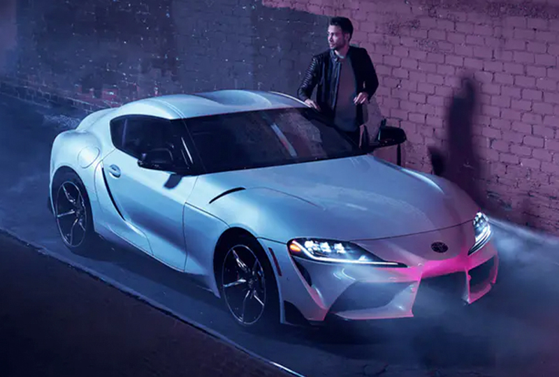 2021 Toyota GR-Supra Coming soon MORE POWER