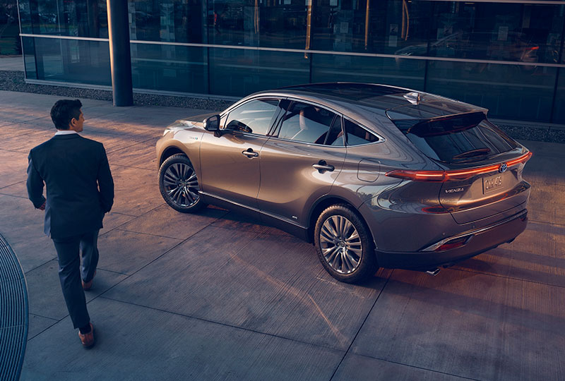 2021 Toyota Venza gallery 1