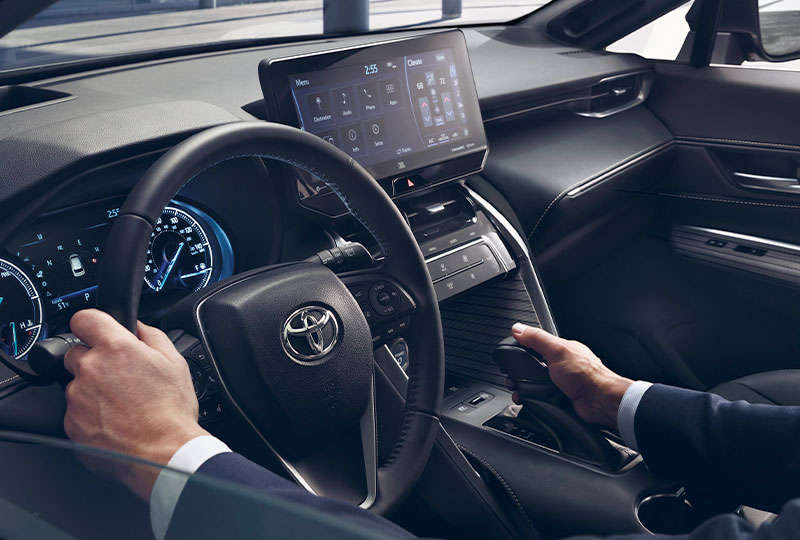 2021 Toyota Venza gallery 2
