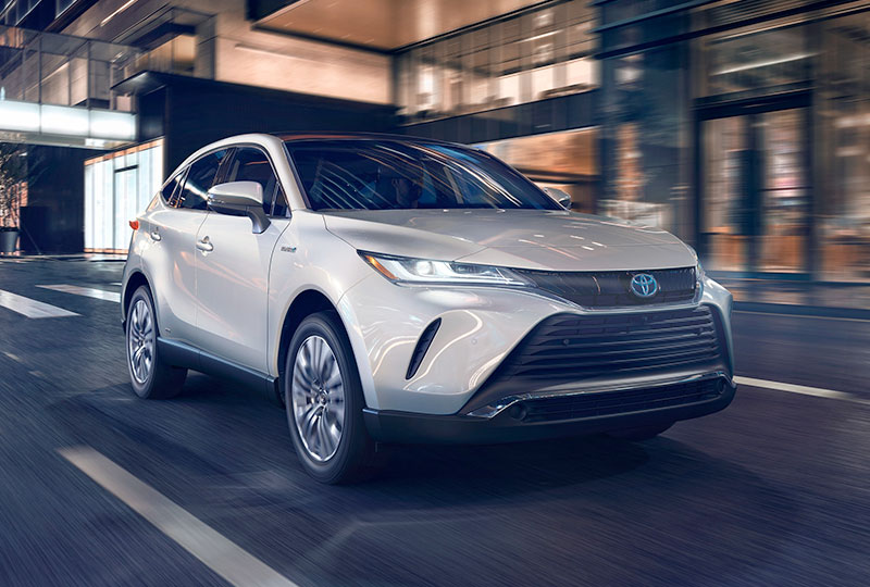 2021 Toyota Venza gallery 3