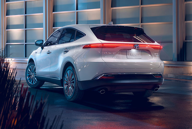 2021 Toyota Venza gallery 5