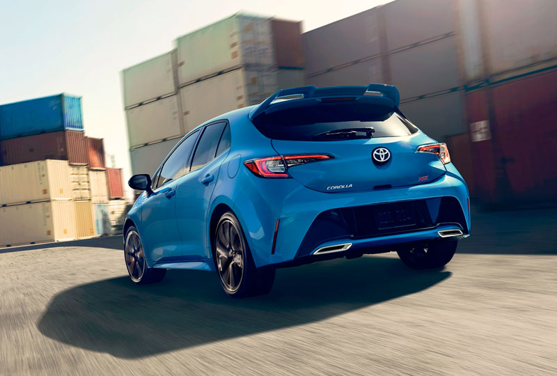 2021 Toyota Corolla-hatchback Performance