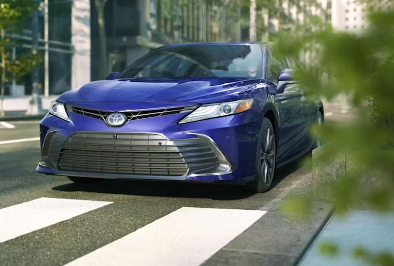2022 Toyota Camry Design