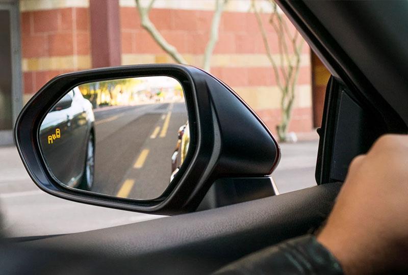 2022 Toyota Camry Safety