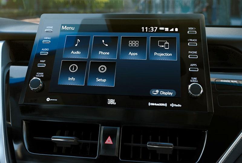 2022 Toyota Camry Technology