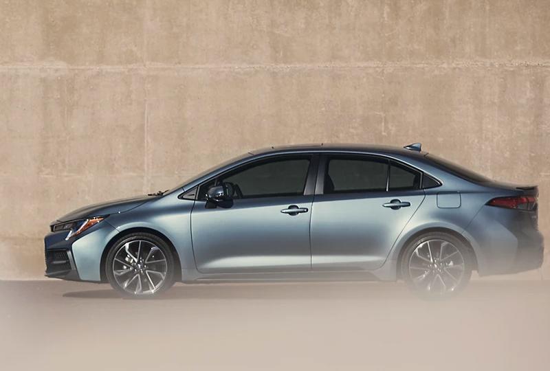 2022 Toyota Corolla Safety