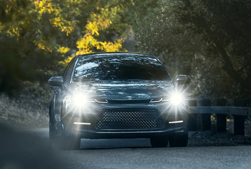 2022 Toyota Corolla Technology