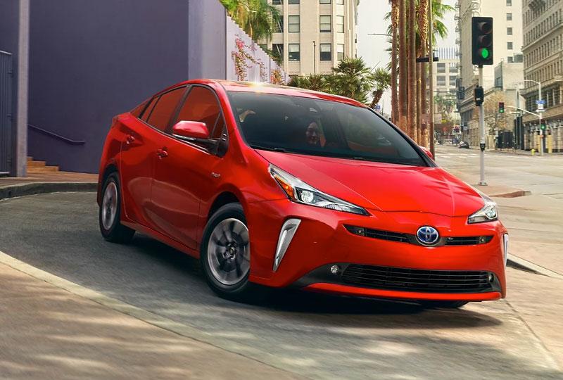 2022 Toyota Prius Design
