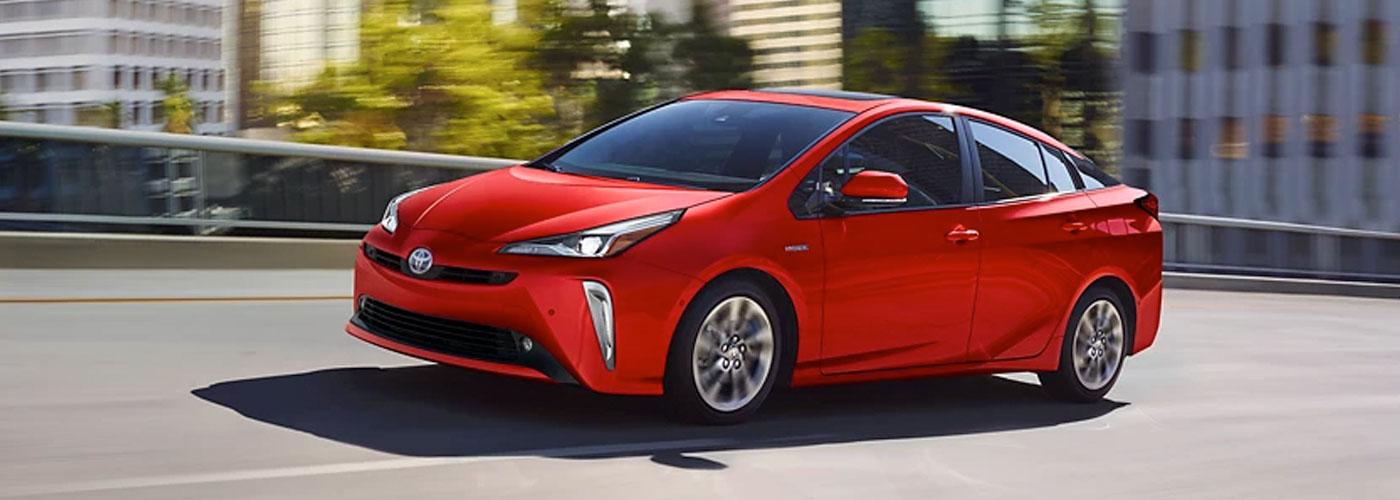 2022 Toyota Prius  header