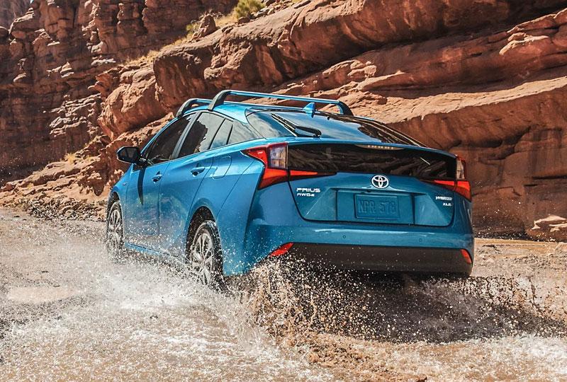 2022 Toyota Prius Performance