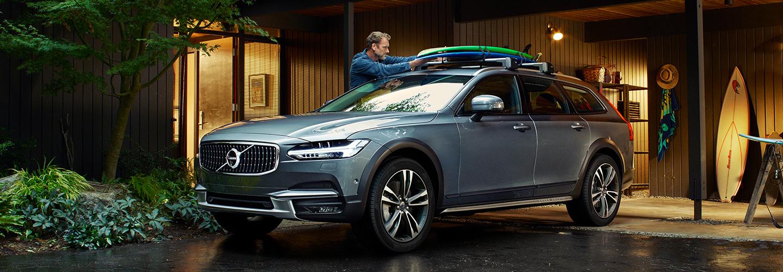 Volvo Of Bonita Springs >> 2018 Volvo V90 Cross Country In Fort Myers Fl Serving