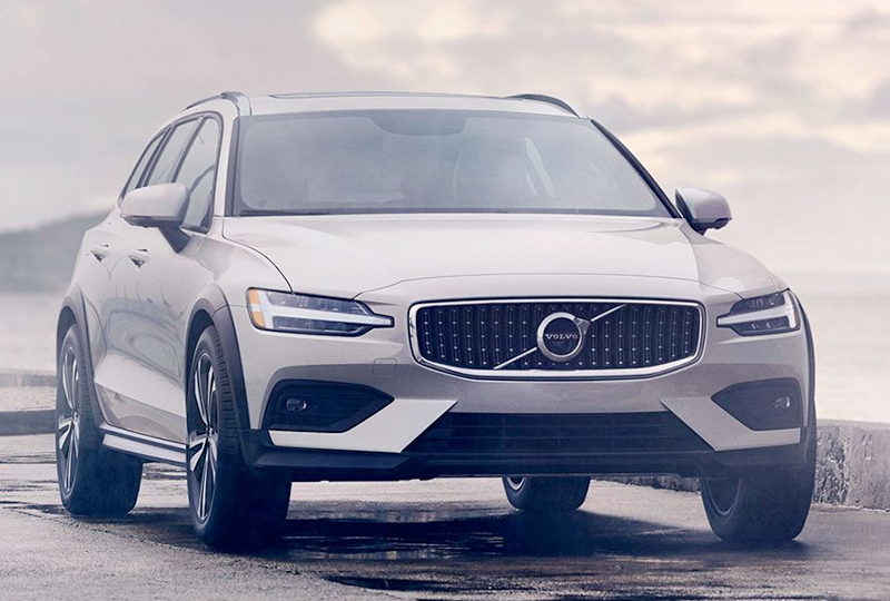 2020 Volvo V60 Cross Country Design