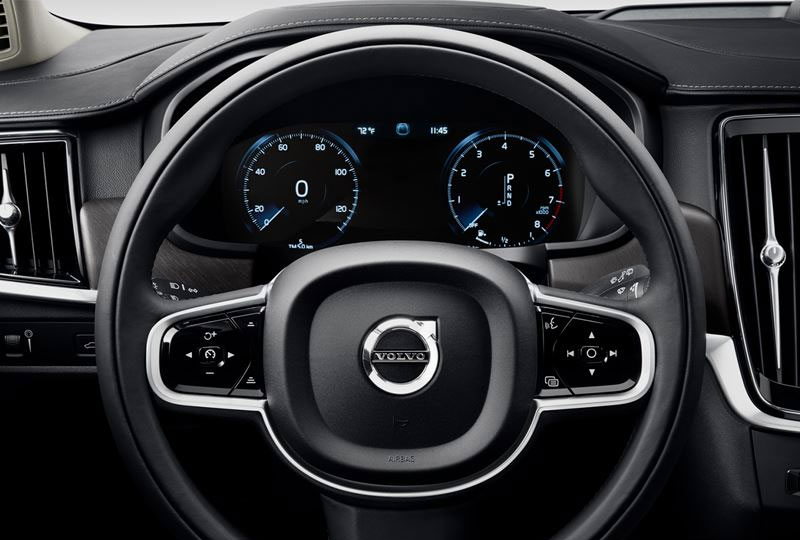 2020 Volvo V90 technology
