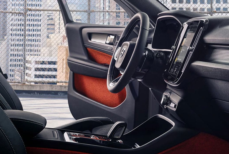 2020 Volvo XC40 Interior Design