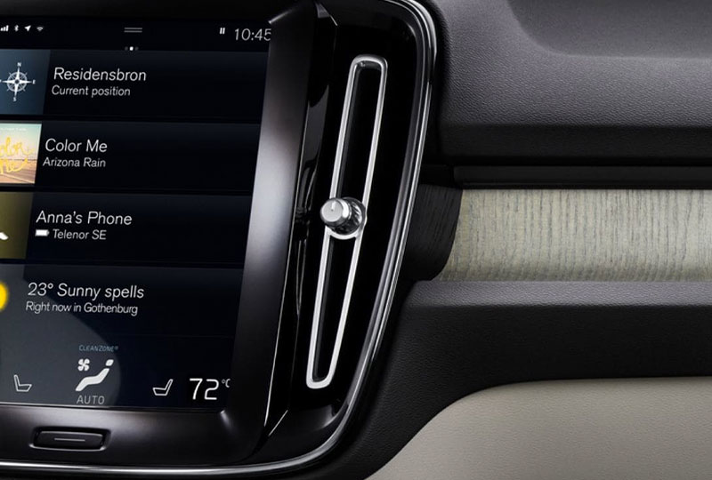 2020 Volvo V60 Wagon Safety